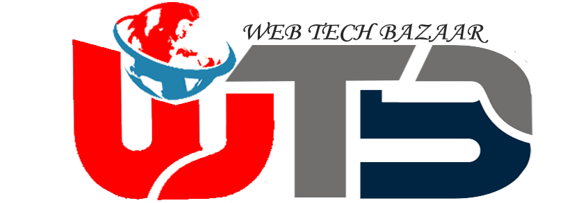 Web Tech Bazaar Logo